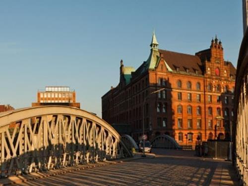 Hamburg Hotel Terminus